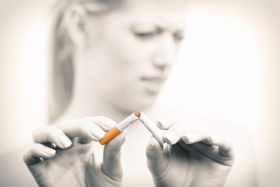 Wpływ palenia tytoniu i terapii antynikotynowej na kontrolę astmy oskrzelowej