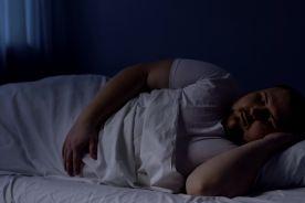 Zaburzenia oddychania w czasie snu spowodowane otyłością