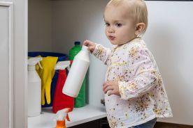 Kanadyjczycy częściej trują się środkami czystości