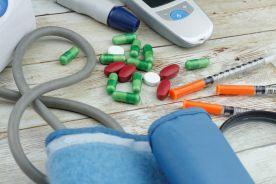 Leczenie pacjentów z cukrzycą typu 2 i wysokim ryzykiem sercowo-naczyniowym