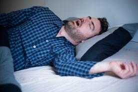 Kuracja odchudzająca na bezdech senny?