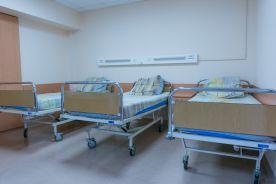 """Szpital zakaźny, a pacjentów jak na lekarstwo: """"jesteśmy sparaliżowani"""""""