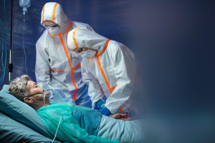 Czynniki ryzyka ciężkiego przebiegu choroby pacjenta z COVID-19