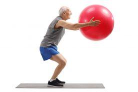 Zaburzenia postawy ciała u osób starszych w ocenie statycznej