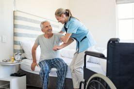 Rola pielęgniarki w usprawnianiu pacjentów geriatrycznych z chorobami narządu ruchu