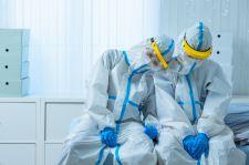 Dramatyczny brak łóżek dla chorych na Covid-19