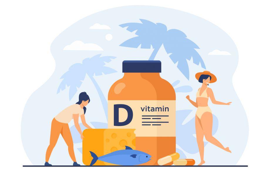 Czy prawidłowe stężenie witaminy D3 chroni przed infekcją SARS-CoV-2?