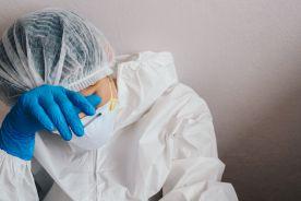 Pielęgniarki z oddziału covidowego: najbardziej boli nas hejt
