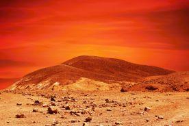 Amerykański łazik Perseverance wylądował na Marsie