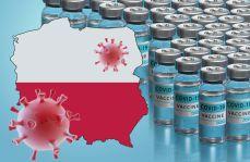 W najsłabiej zaszczepionych województwach czwarta fala rozpędza się szybciej