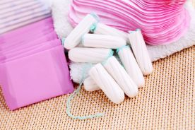 Tampony i podpaski wykryją infekcje drożdżakowe
