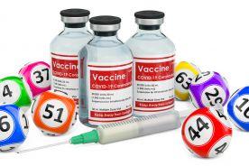 Loteria szczepionkowa działa, ale chętnych mało
