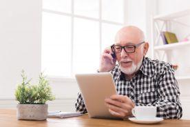Internet poprawia sprawność umysłową emerytów