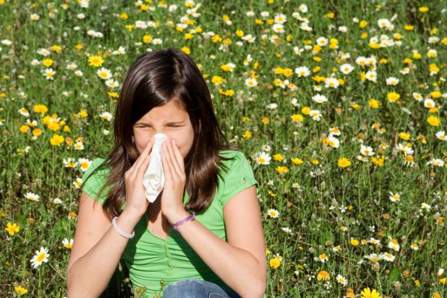 Do czego w diagnostyce alergii służy nosowa ocena tlenku azotu?