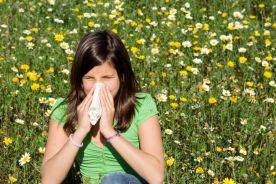 Przewlekły alergiczny nieżyt nosa u nastolatki – opis przypadku