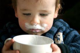 Coraz więcej alergii na pokarm, głównie na mleko krowie