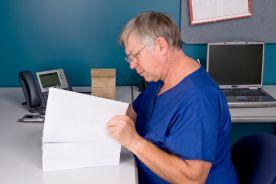 Formularze dla lekarzy o podwyżki wynagrodzeń gotowe
