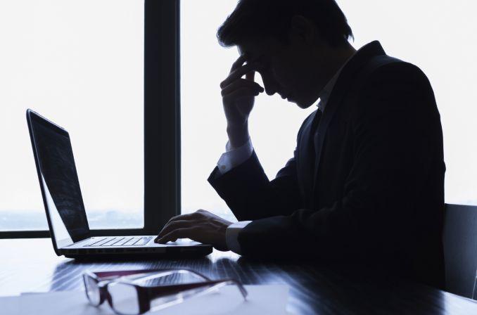 40 proc. więcej nieobecności w pracy z powodów psychicznych